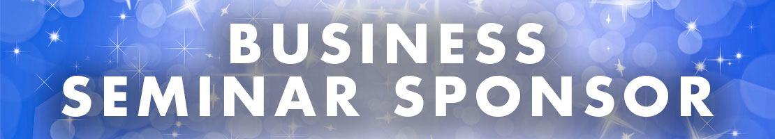 Business Seminar Sponsor